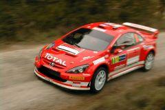 Rallye Catalunya 2005 - SS5 Querol