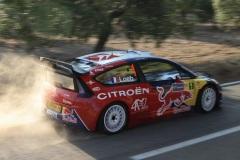 Rallye Catalunya 2008 - Shakedown