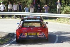 Rallye Catalunya 2008 - TC4 La Mussara