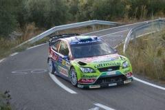 Rallye Catalunya 2008 - TC7 El Priorat