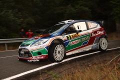Rallye Catalunya 2011 - TC14 La Mussara
