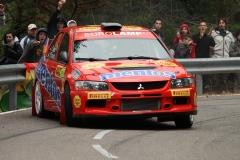 Rallye Catalunya 2011 - TC17 La Mussara