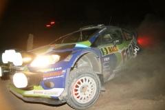 Rallye Catalunya 2011 - TC6  Les Garrigues