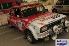 Rallye Ceramica Parque Asistencias