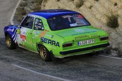 Rallye Clasicos Nucia 2020 Tramo 2 Relleu-Alcoleja