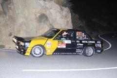 Rallye Clasicos Nucia 2020 Tramo 3 Relleu-Alcoleja