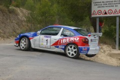 Rallye Costa Blanca 2009 - TC3 Orxeta