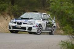 Rallye Costa Blanca 2009 - TC6 Orxeta