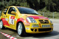 Rallye Costa Brava 2005 - TC4 Tossa