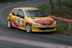 Rallye Costa Brava 2008 - TC3 St.Hilari