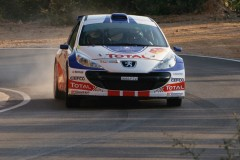 Rallye Costa Brava 2008 - TC7 Grions