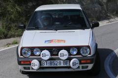Rallye Gandia 2021 Regularidad TCB2