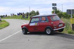Rallye Gandia 2021 Regularidad TCC1