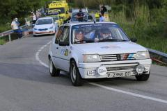 Rallye Gandia 2021 Regularidad TCC2
