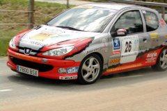 Rallye Guilleries 2006 - Pla de les arenes 2