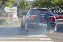 Rallye Jalon 2017 TC2 Coll de Rates