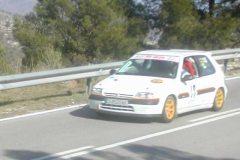Rallye La Montaña 2003 -B1 Bussot-Relleu