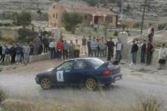 Rallye La Montaña 2003 -B2 Bussot-Relleu