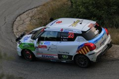 Rallye La Nucia 2019 TC8 Petracos-Pego