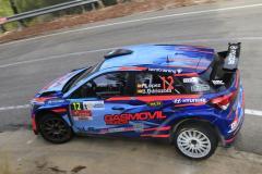 Rallye La Nucia 2020 Tramo Clasificacion