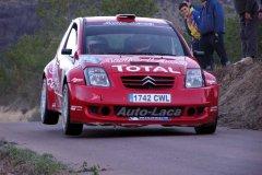 Rallye La Vila Joiosa 2007 - TC1 Finestrat