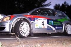 Rallye La Vila Joiosa 2007 - TC10 Confrides