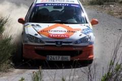 Rallye La Vila Joiosa 2007 - TC4 Finestrat