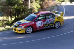 Rallye La Vila Joiosa 2007 - TC9 Tudons