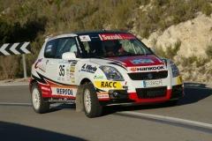 Rallye La Vila Joiosa 2011 - TC1 Orxeta