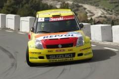 Rallye La Vila Joiosa 2011 - TC6 Relleu