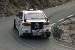 Rallye La Vila Joiosa 2011 - TC8 Relleu