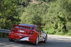 Rallye Osona 2008 - TC7 La Roca